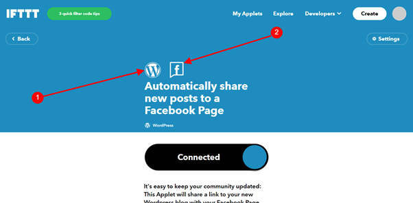 How to auto post your articles to social media on WordPress