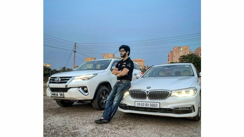 Aman Rathee: Leading Car Influencer and Enthusiast in India