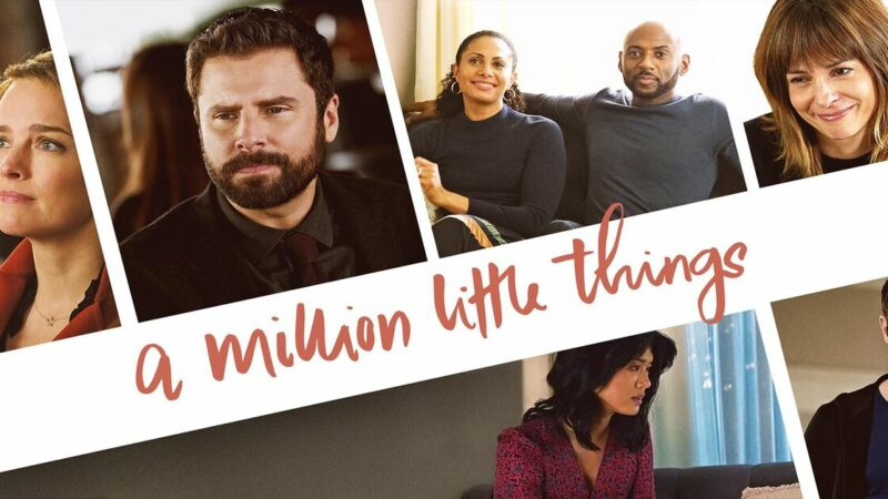 'A Million Little Things' renewed for season 4 by ABC