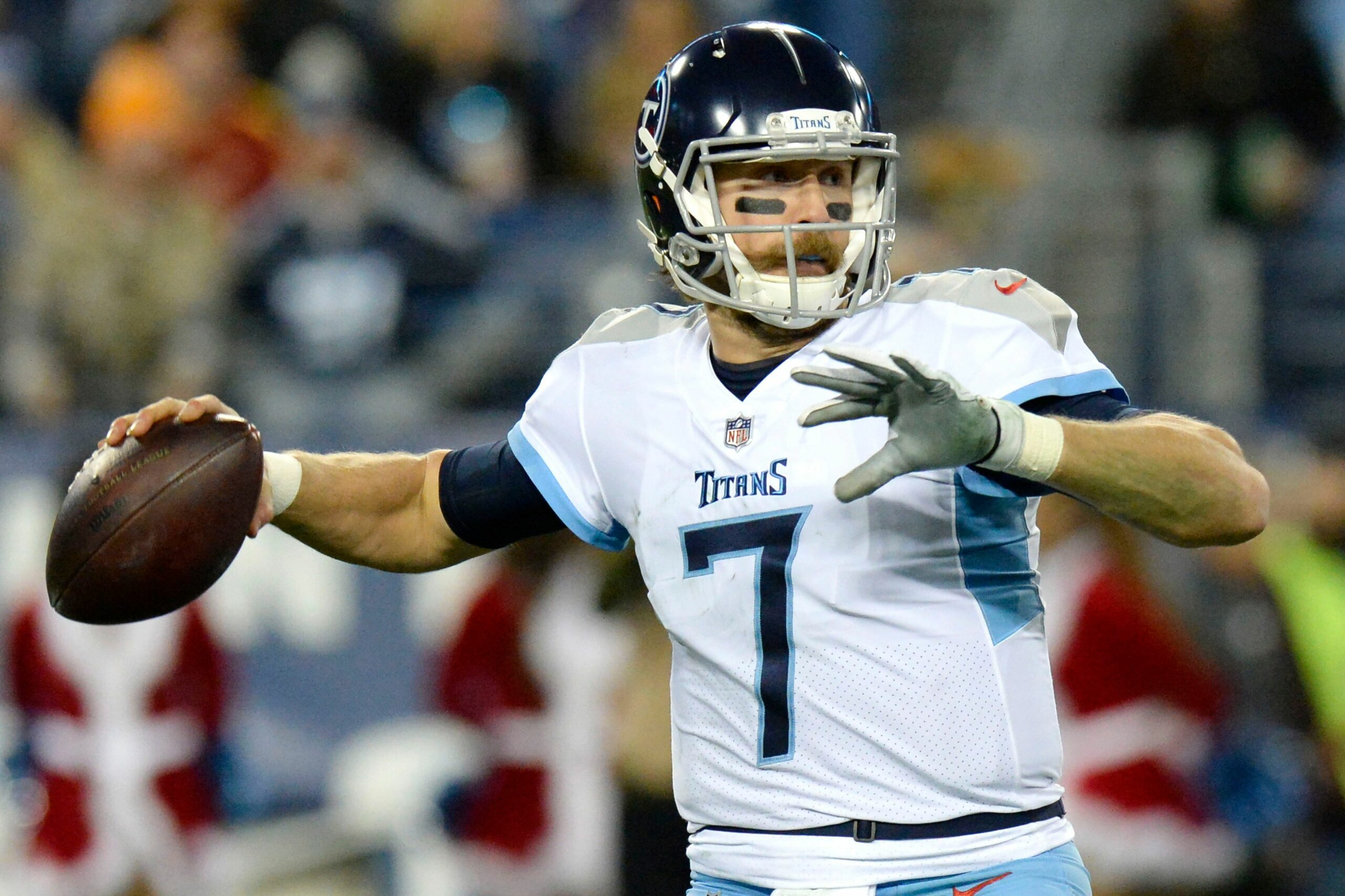 QB Blaine Gabbert re-signing 1-year,  $2.5 million deal with Tampa Bay Buccaneers