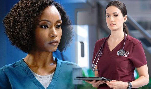 Yaya DaCosta and Torrey DeVitto leaves in NBC Drama 'Chicago Med' after 6 seasons