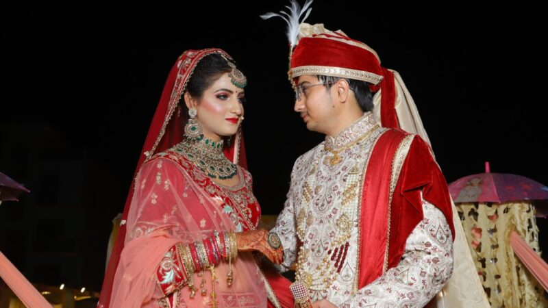 Atul Kishan Sharma Enters The Married Lifestyles With Mrs Riya Sharma
