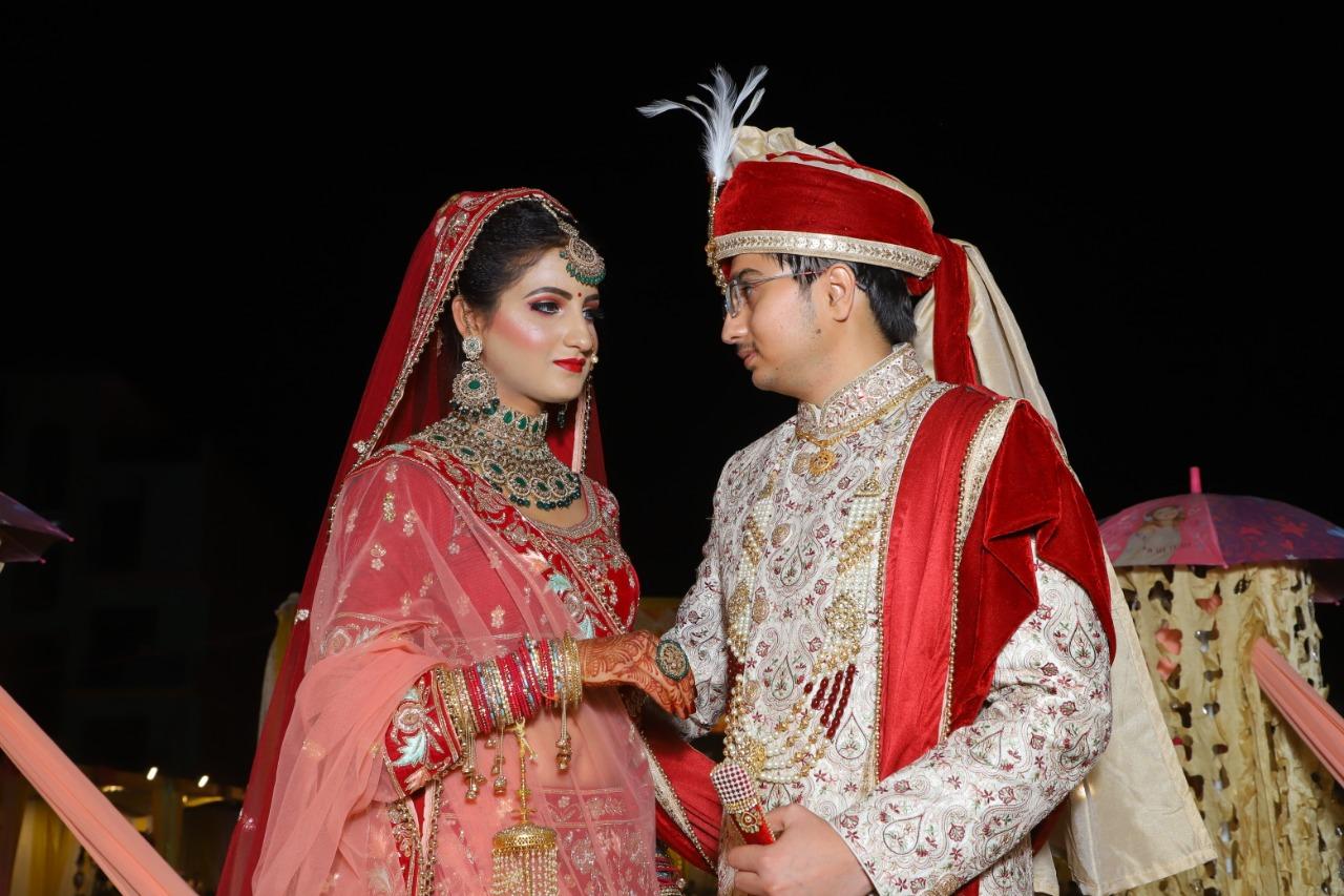 Atul Kishan Sharma Enters The Married Lifestyles With Mrs Riya Sharma