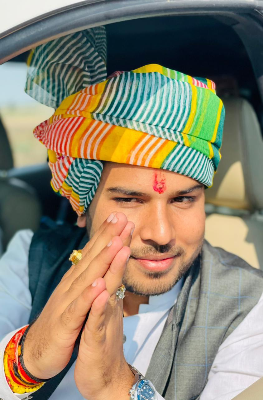 Meet Prabal Pratap Singh Tomar, becoming a 'Champion of Change' in the true sense.