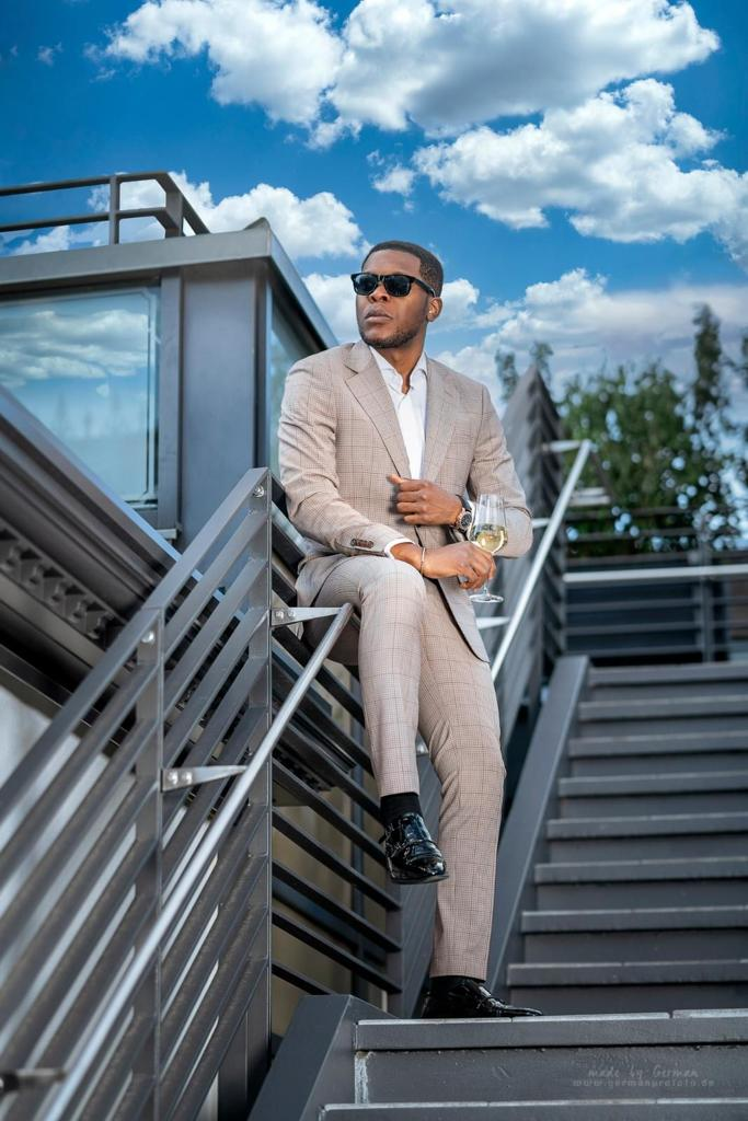 Nembo Tchedjou is earning in millions through his crypto currency investment tactics