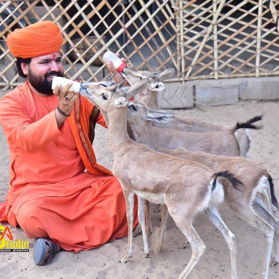 Swami Sachchidanand Aacharya – An Introduction.
