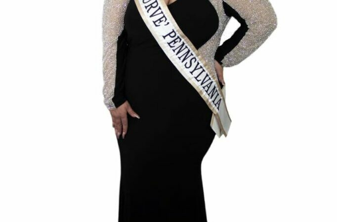 Rosa Nice Crowned Ms. Pennsylvania Curve' 2021