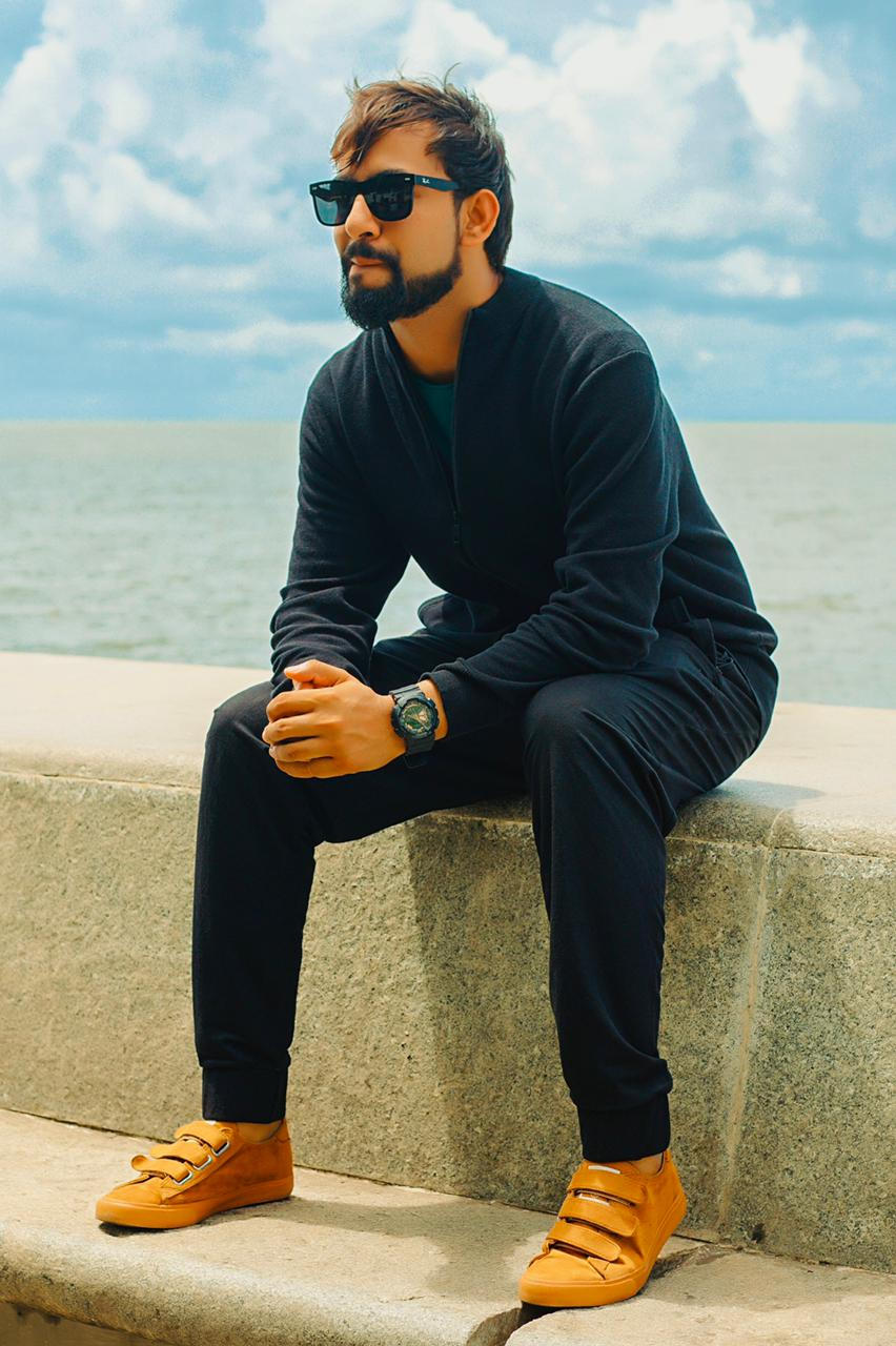 Lovesh Vyas- The Man who never gave up, was told that he would never be able to walk again but is now one of the top models in the country