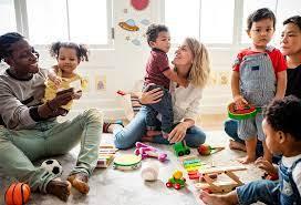 BEING A CHILD CARETAKER