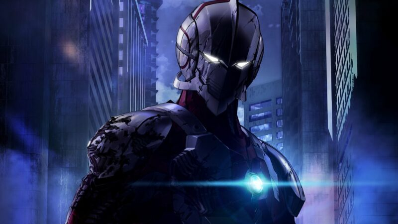 Netflix is developing a CGI-animated 'Ultraman' feature movie