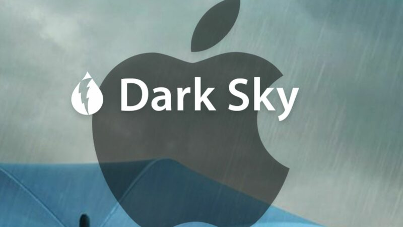Dark Sky's API, iOS app, and web app will stop at the end of 2022