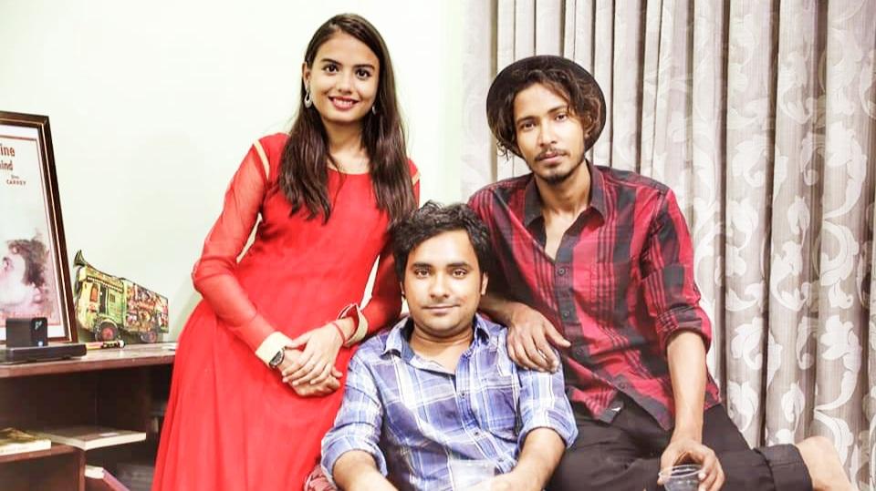Vikrant Chauhan's next short film Muntashir coming soon on OTT Platforms.