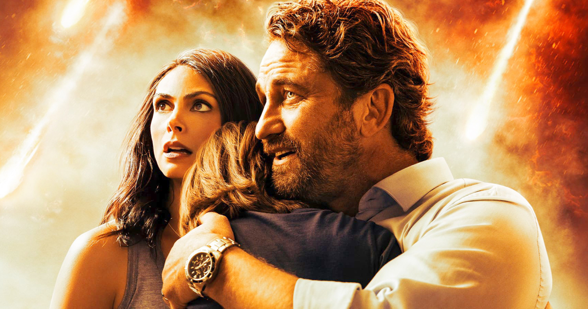 Morena Baccarin and Gerard Butler to reprise roles in 'Greenland' sequel