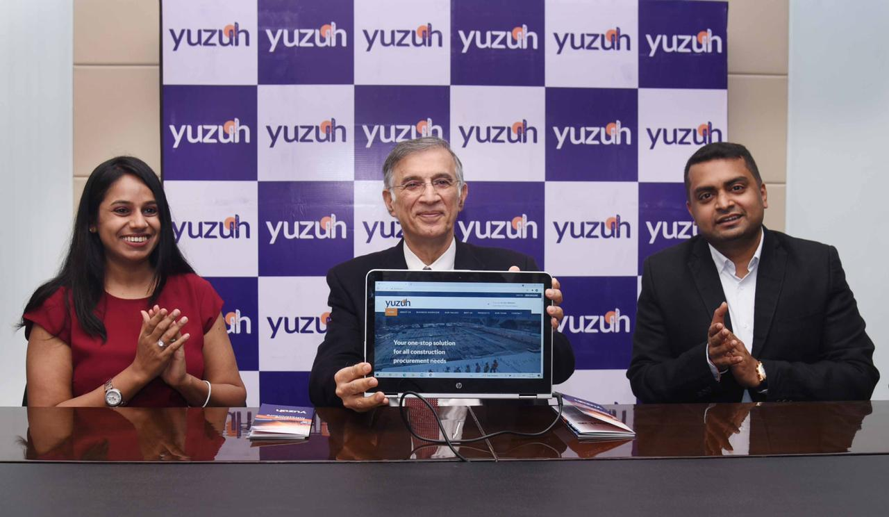 Yuzuh: Unique Online platform for the real estate and infrastructure sector
