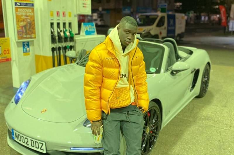 """Here is the story of Momodou Saidykhan, aka, Moddz' who has been storming the online entrepreneurial ventures with a limited clothing brand, 'Elusive."""""""
