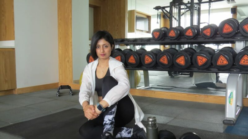 All About Weight Loss with Puneet Kaur, Founder of Its Healthy Moms.