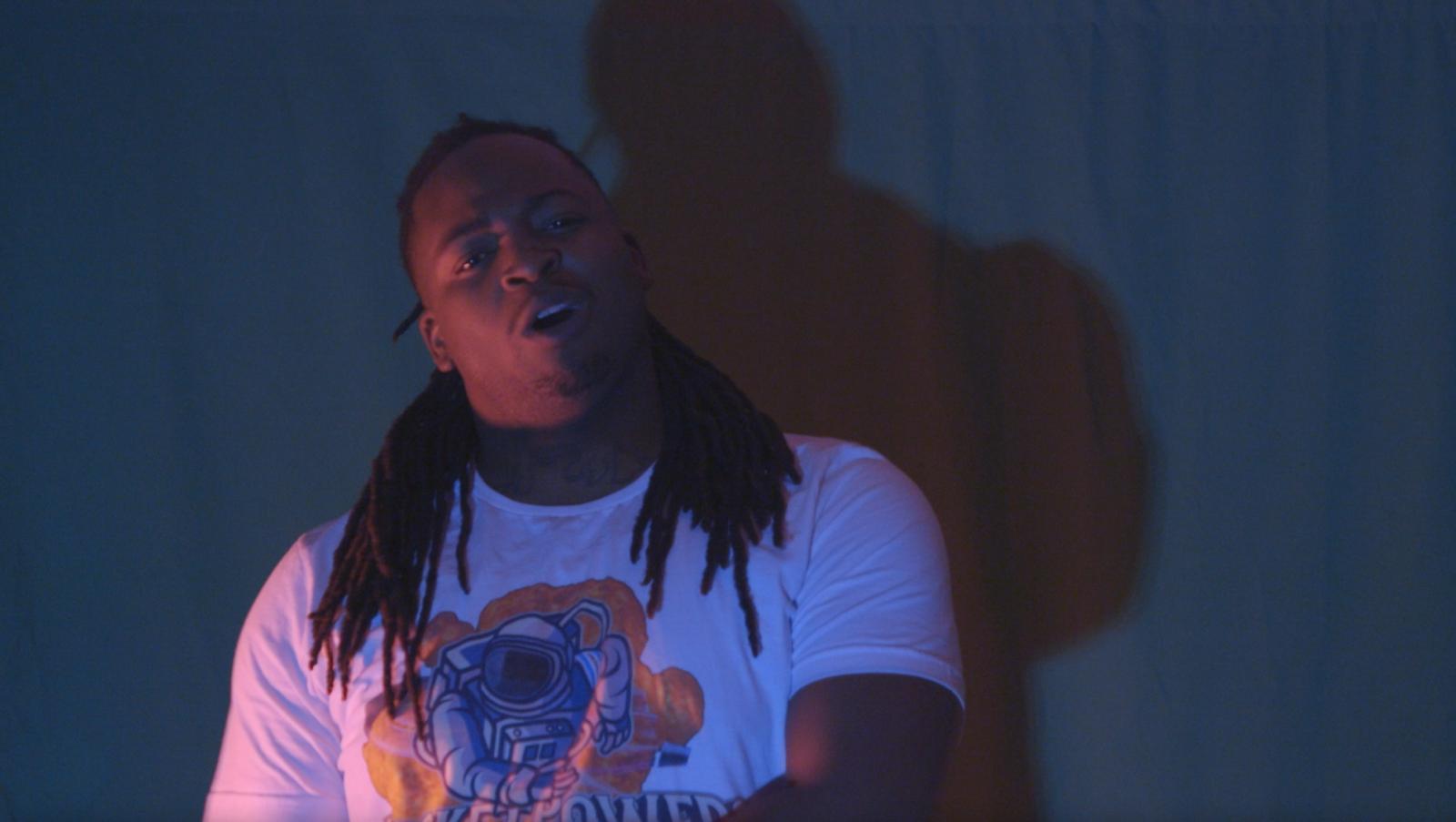 James Samuels aka DreadRock Rising Rapper from Chicago