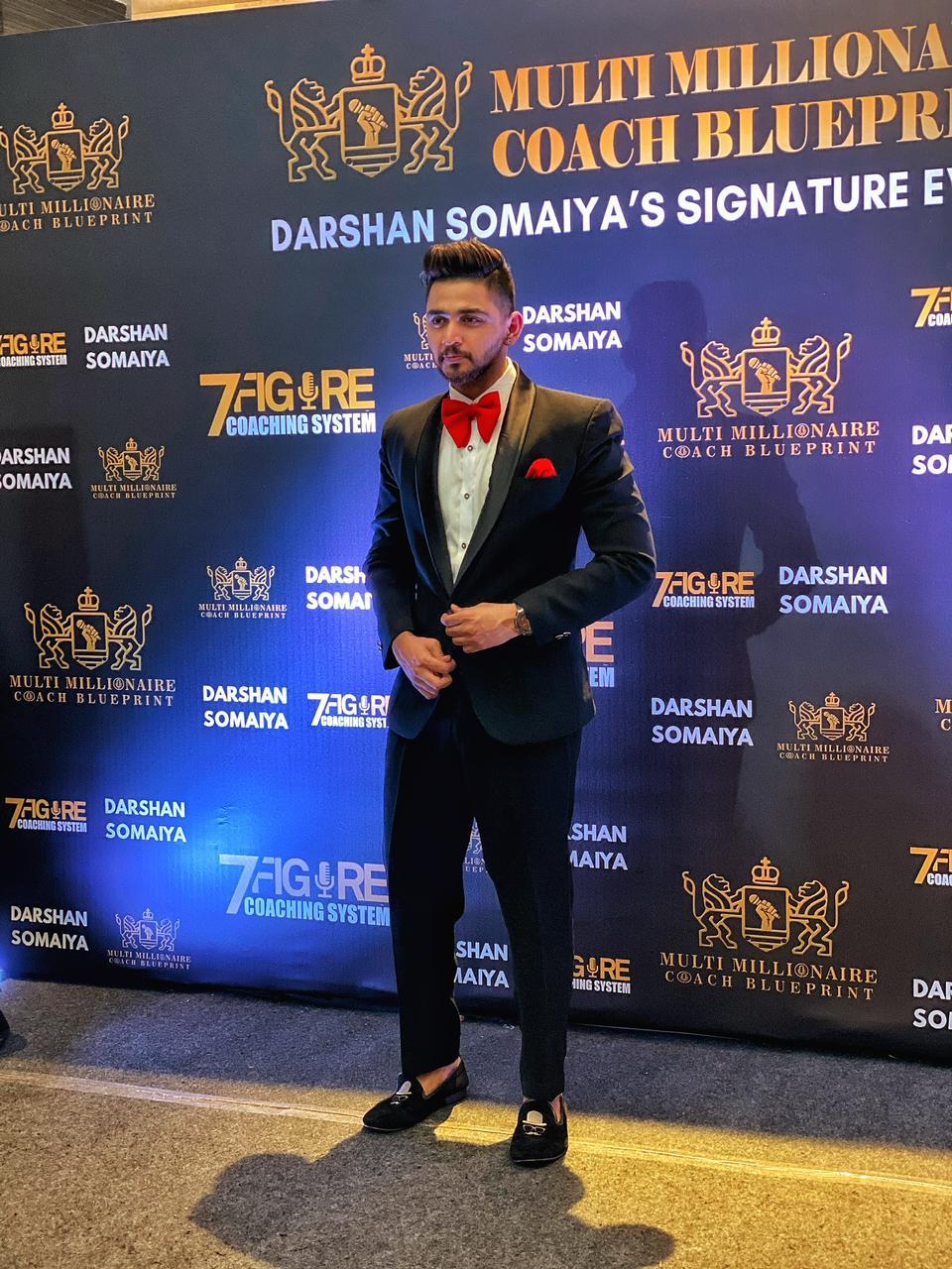 Darshan Somaiya: The Saga of the Millionaire Mentor