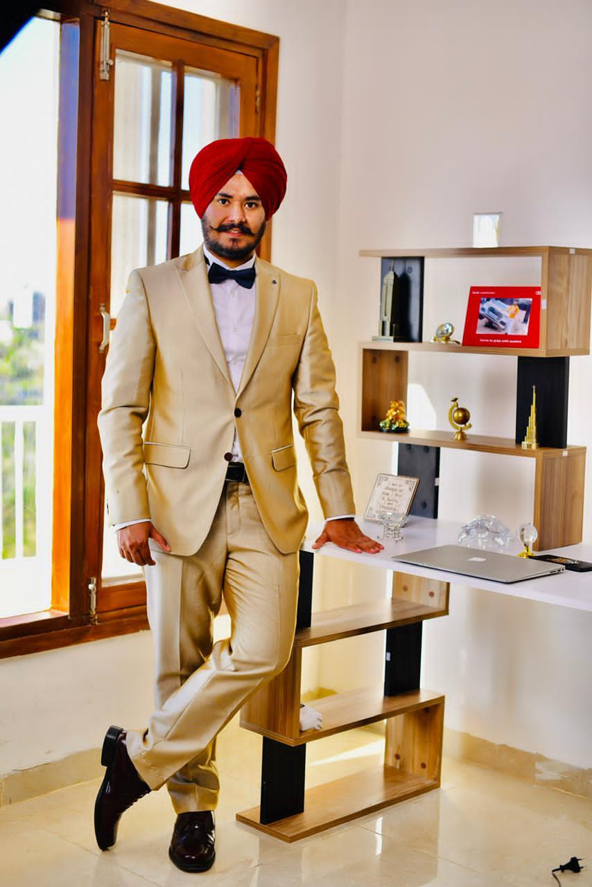 Gursewak Singh Jaisal, from scratch to millionaire