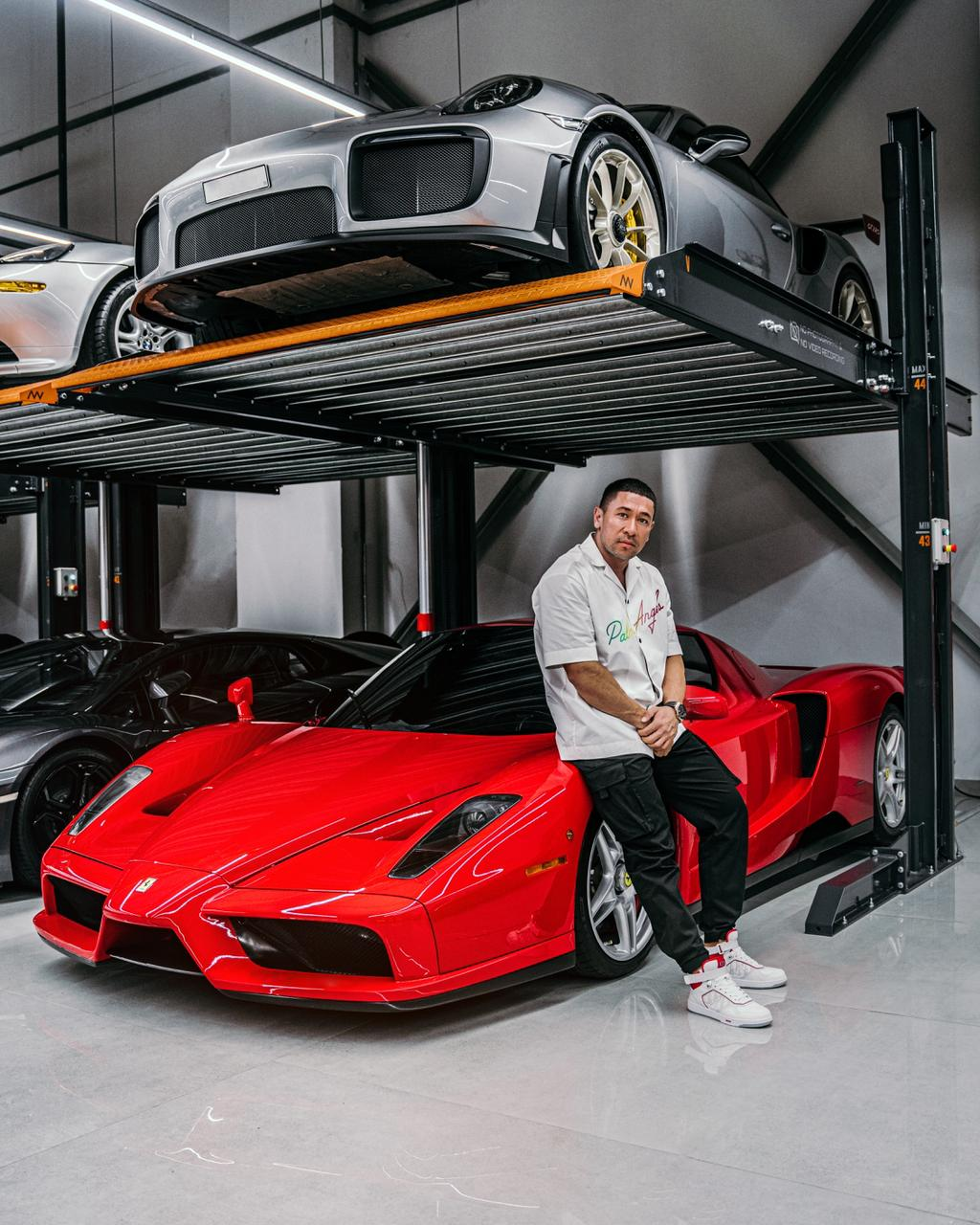"""""""Success is the sum of attempts,"""" says luxury-business owner Rakhmat Karimov."""