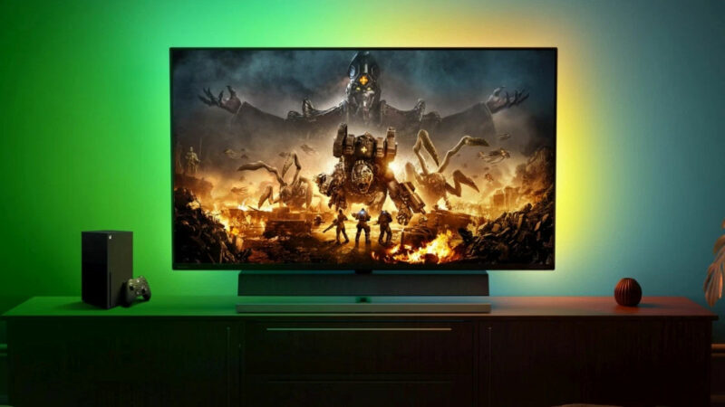 Microsoft grows 'Designed for Xbox' program to include HDMI 2.1 gaming monitors and TVs