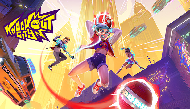 EA's new multiplayer dodgeball game 'Knockout City' is free for new players till they reach level 25