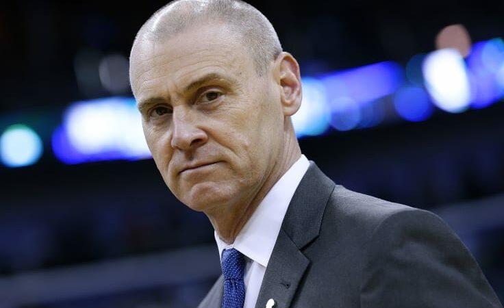 Rick Carlisle resigned as head coach of the Dallas Mavericks after 13 seasons