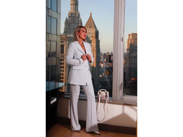 OlgaFerrara: Invaluable Guide to the Word of  Elie Tahari ,New York Fashion