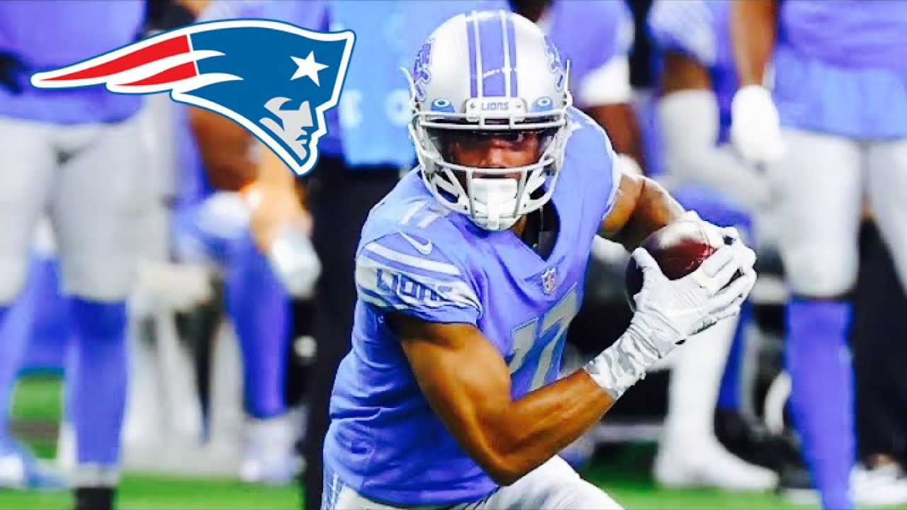 New England Patriots is signing WR Marvin Hall