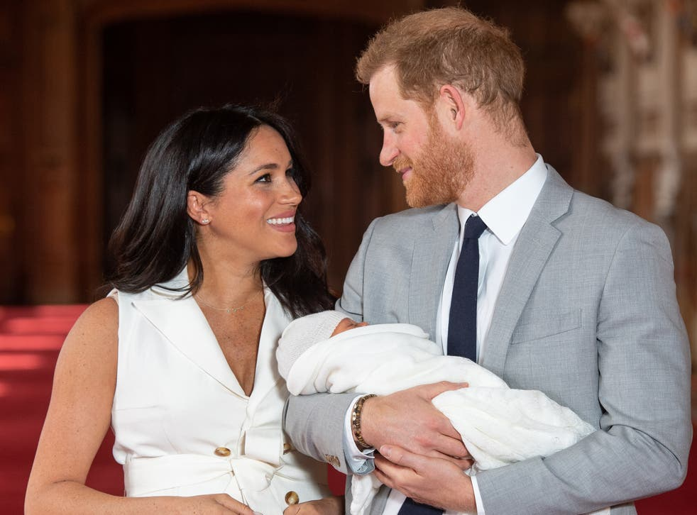 Prince Harry and Meghan welcome baby girl, Lilibet Diana