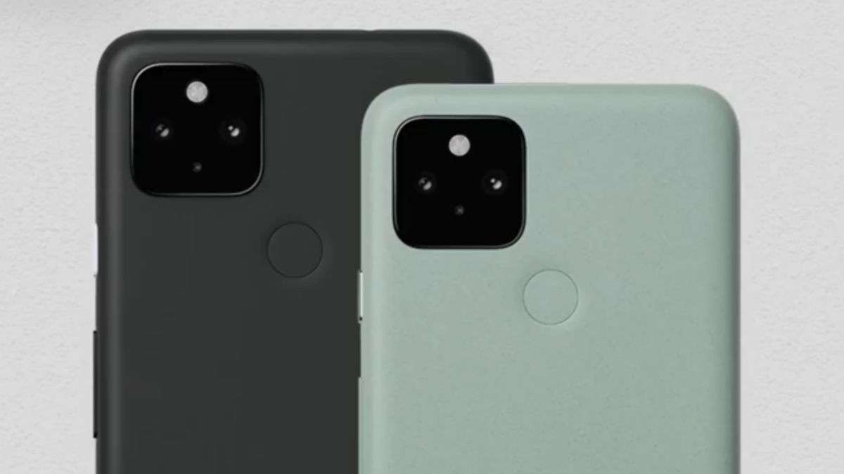 Pixel 5 and 4a 5G stock on the US Google Store is now fluctuating