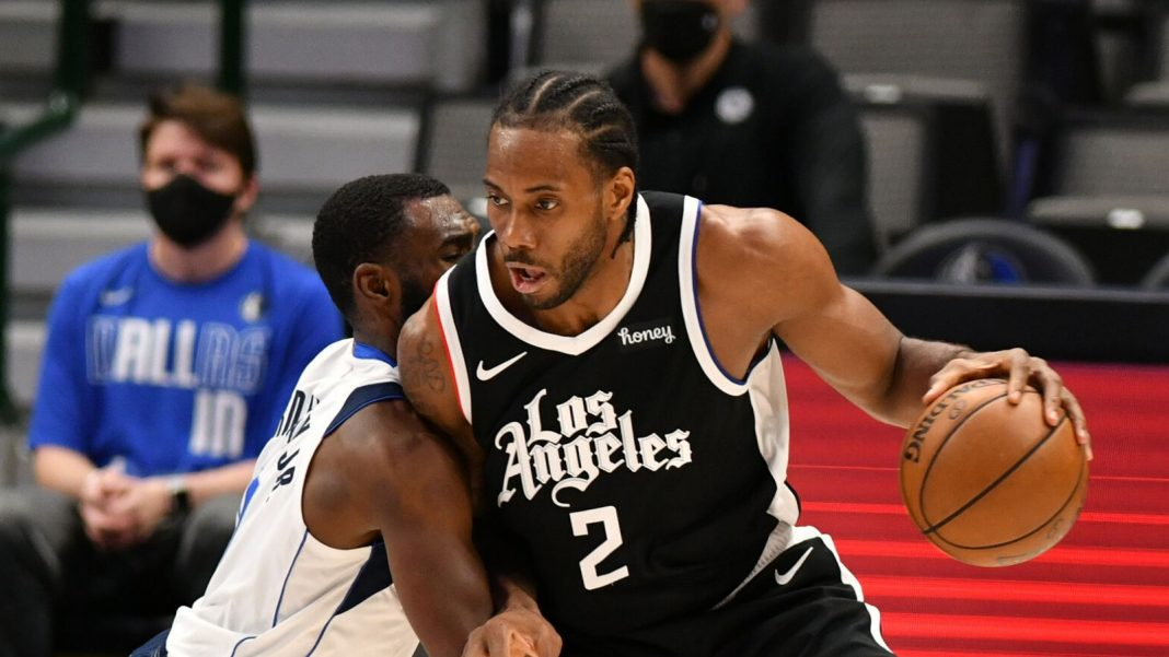 LA Clippers' Kawhi Leonard, Paul George power win over Dallas Mavericks, seize back control of series