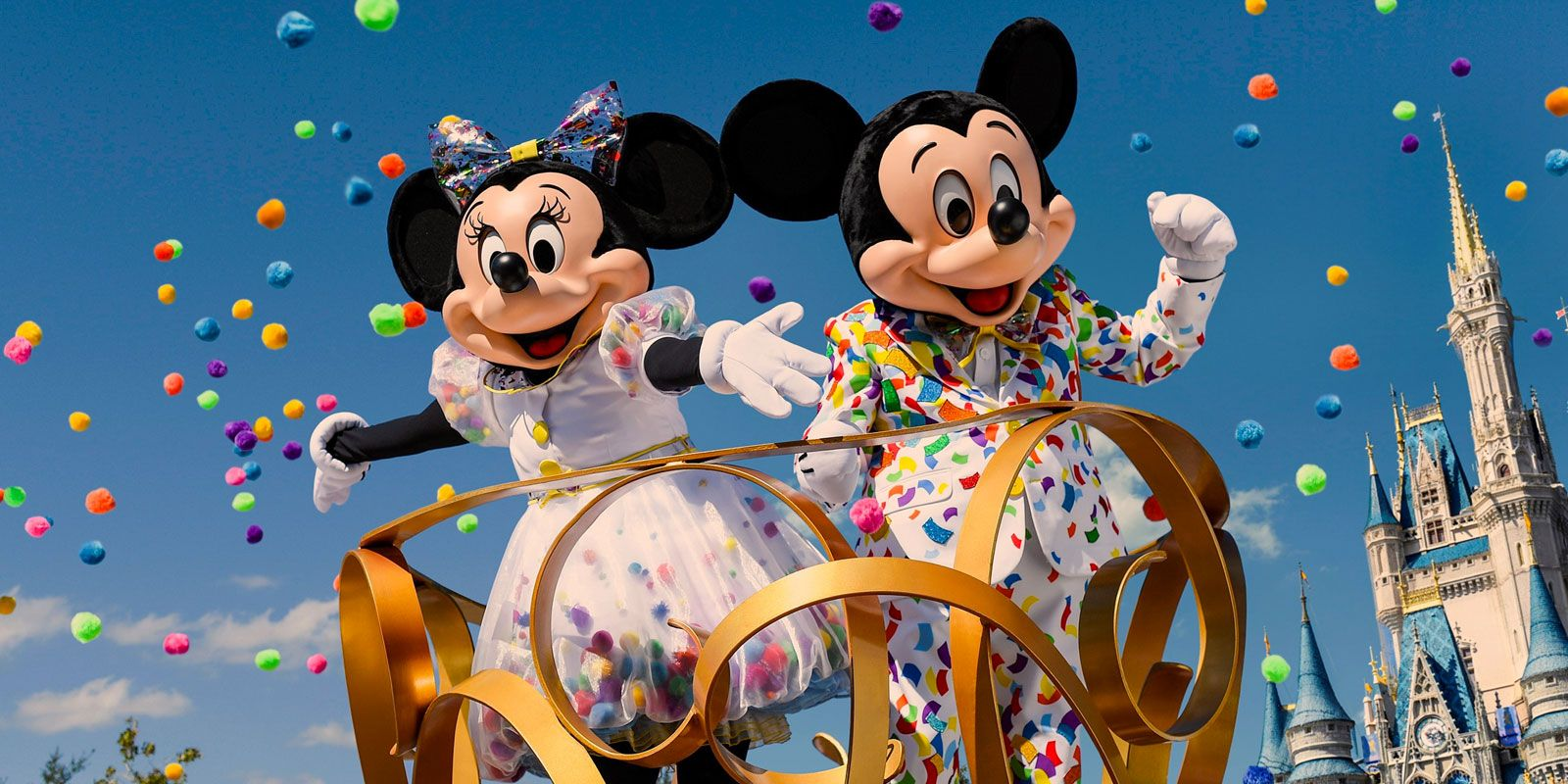 Disney World declares new events for 50th anniversary