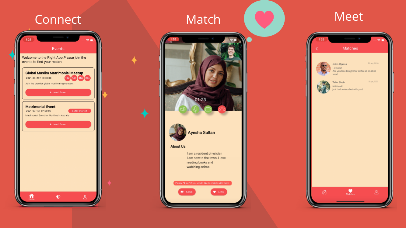 """Virtual Matrimonial Events are Revolutionizing the Way Muslims Find the """"One"""""""