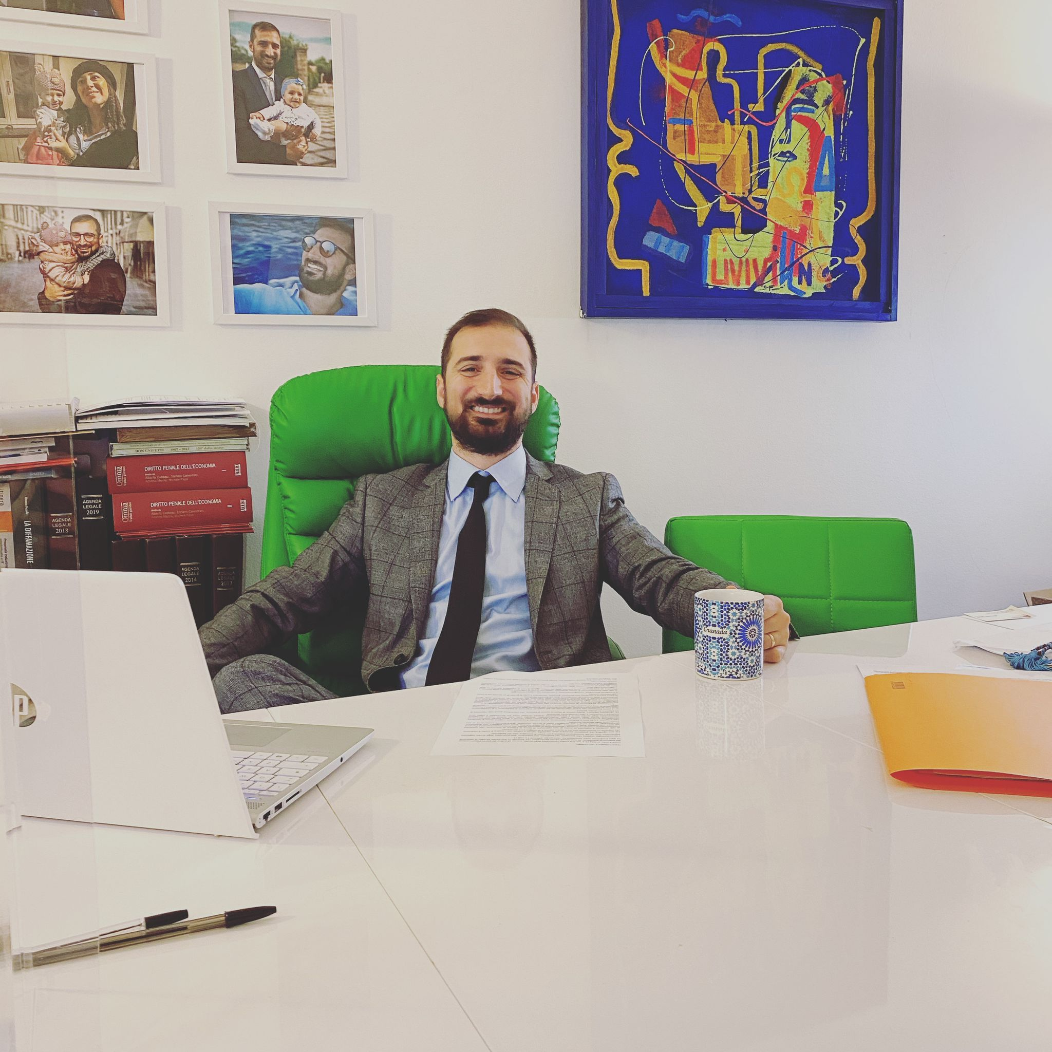 Immaculate client satisfaction has made Riccardo Lanzo one of the most successful social media lawyers in Italy.