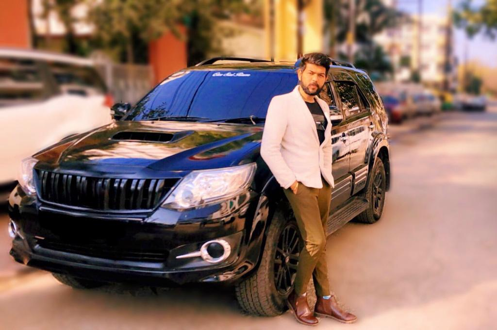 The liqour king of the industry biggest exporter and manufacturer: Aman Thakur Fouji