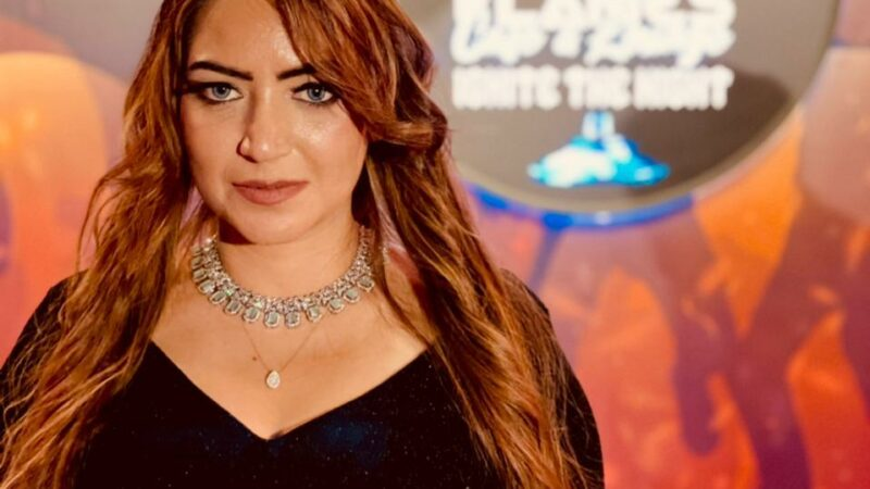 Sonia Majeed, Singer And Musician, Who Has Taken The Industry By Storm