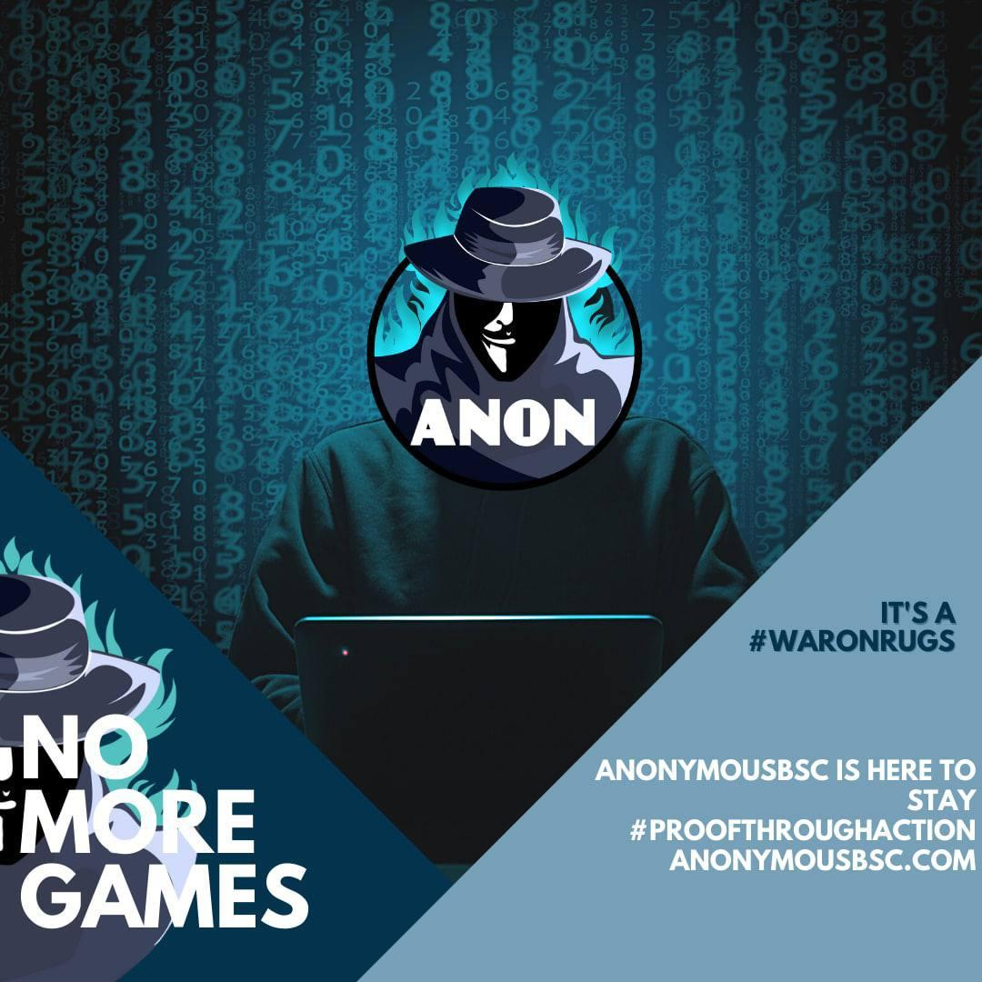 Anonymous Bsc Launches A New Token Called Fire Inu