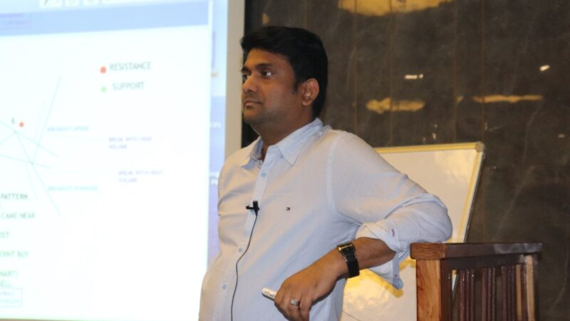 Tedx Speaker Mukul Agrawal Shares His Journey To Success In The Trading World