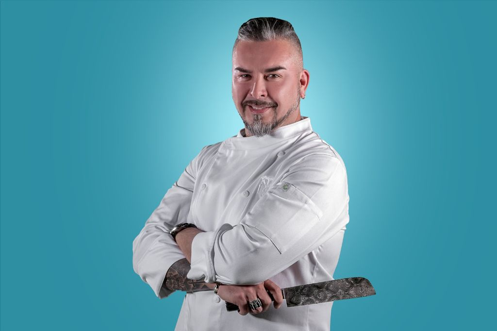 A Mexican chef overpowering social media with his quirky way of cooking!-started off on YouTube with a viral video