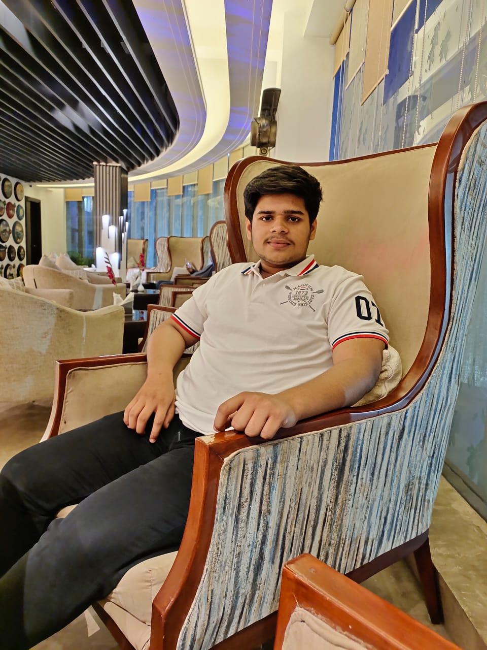 Kumar Aryan, a 16 year old visionary boy ruling Digital Market