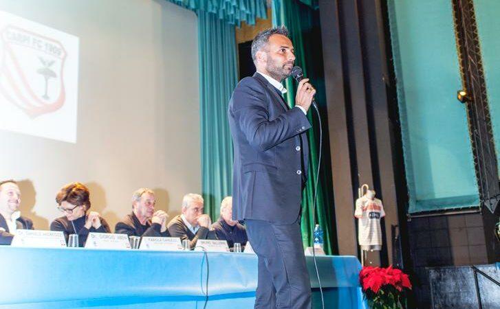 Calciatori Ignoranti's Luca Diddi says, I believe that customer satisfaction is our priority