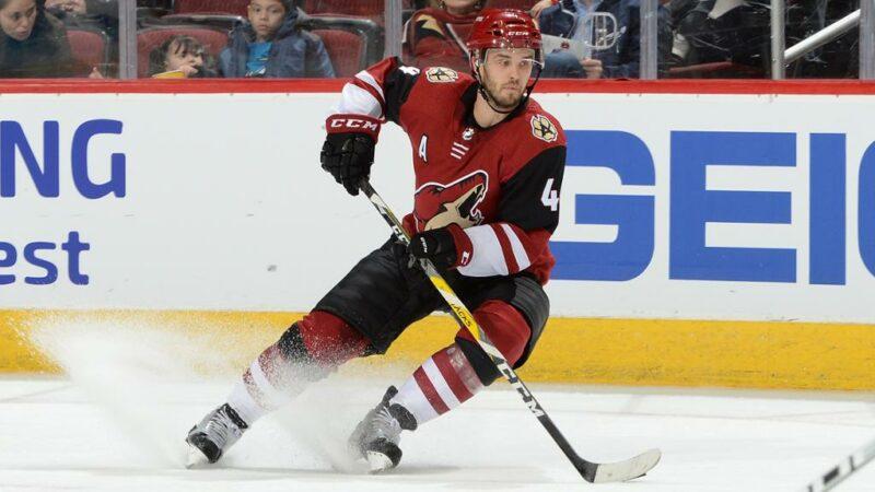 Former Blackhawks defenseman Niklas Hjalmarsson is retiring from NHL after 14 seasons