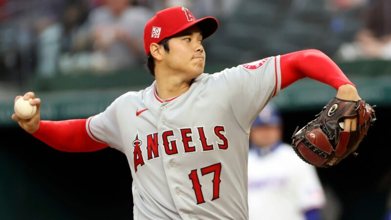 Angels' Shohei Ohtani becomes 1st All-Star picked as pitcher and hitter