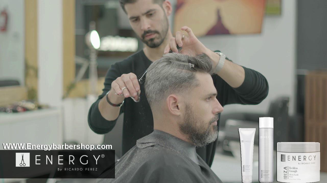 Ricardo Perez Energy Barbershop