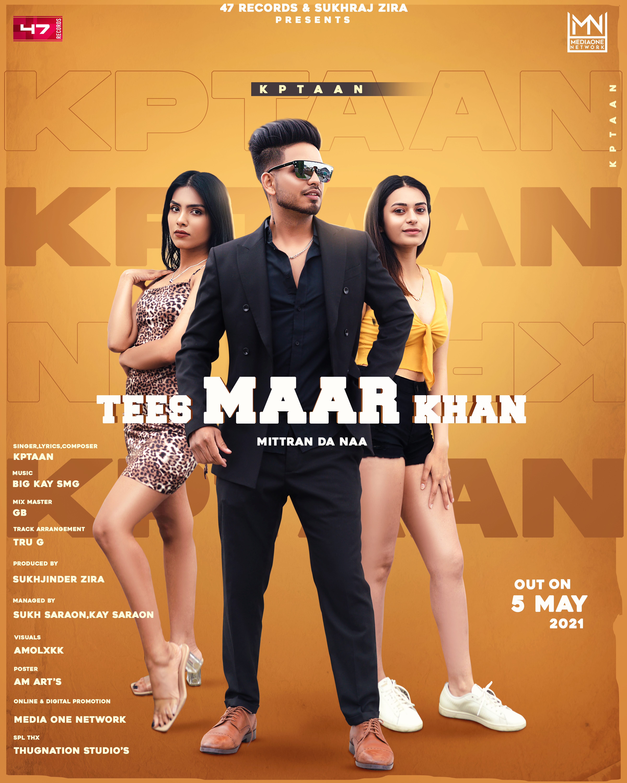 Arman Brar aka KPTAAN is a multitasker for being a singer, lyricist, rapper and music composer