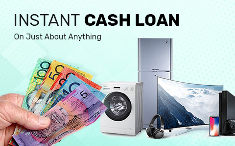 An instant loan is money that you receive and which you can use immediately