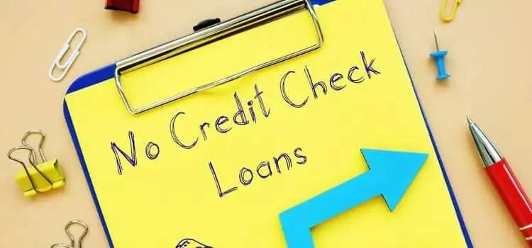 The Personal Loan without a Credit Check: How Does it Work?