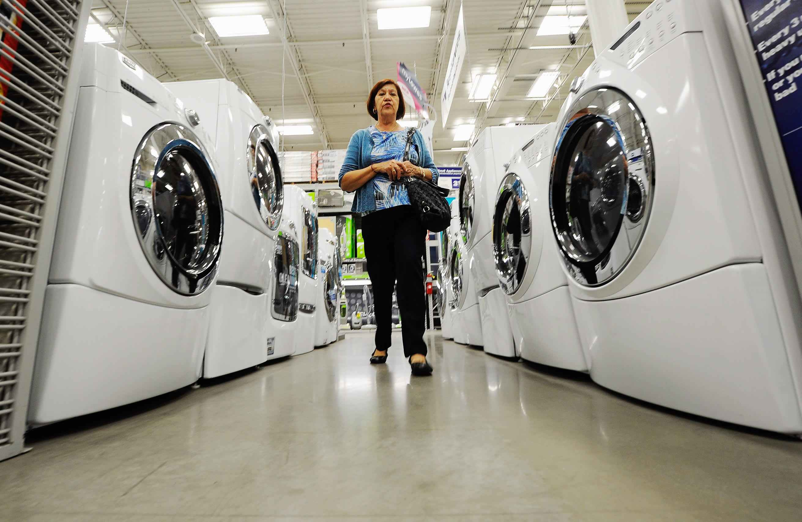Lowe's CEO says productivity will ascend as retailer speeds up a refrigerator, Washing Machine