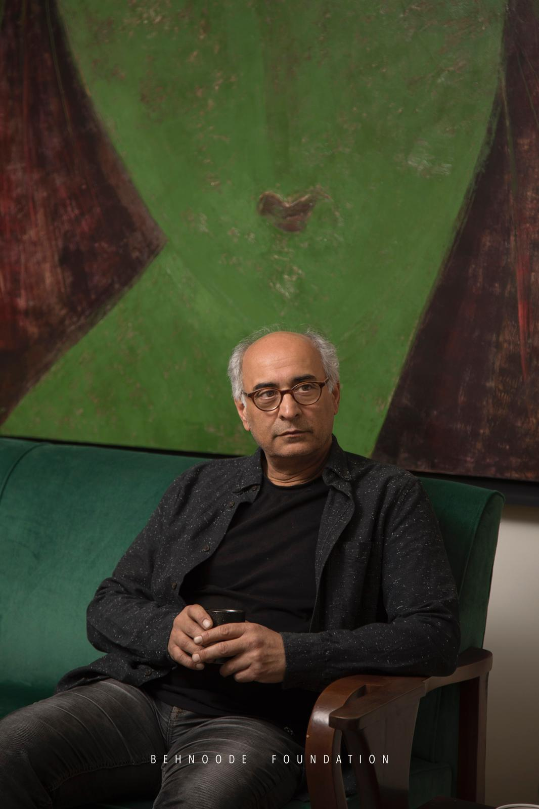 Hossein Maher – Man who takes art of painting to another level